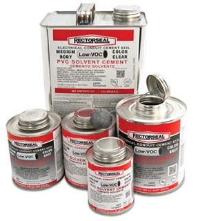 PVCCEMGAL 1-GALLON CEMENT