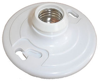 EPCO 16510 KEYLESS PLASTIC LAMP