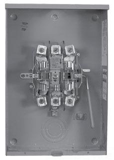 Meter Sockets & Metering Equipment