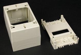 WM 2348 4-1/2X3X1-5/8D DEV BOX