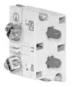 CH 10250T1 CONTACT BLOCK STANDARD