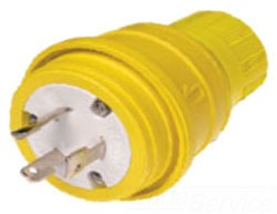 WOO 26W47 WATERTITE PLUG NEMA