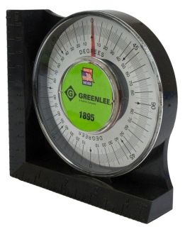 GREENLEE 1895 BENDING ANGLE PROTRACTOR WITH MAGNETIC BASE [35905]