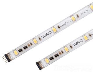 WAC LED-TX2435-6IN-WT