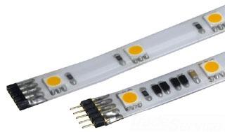WAC LED-T24C-1-40-WT