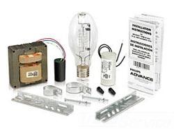 Advance 77L5750001D 120/208/240/277/480 VAC 60 Hz 250 W Metal Halide Ballast Kit