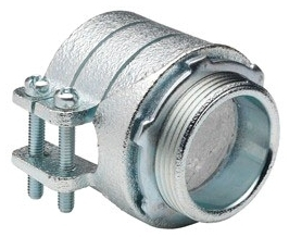 Bridgeport 418 3 Inch Squeeze Connector