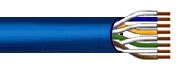 CAT5E 24/4PR CMP PLENUM BLUE ENHANC 1000' CAT5244PRCMPBL CLM 966956-16-06 MBW5U-02400 300-793BL
