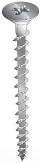 Minerallac 79848J #8 x 3 Inch Black Steel Phillips Drive Bugle Head Fine Thread Drywall Screw