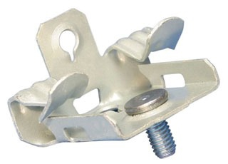 Caddy M58S 5/16 to 1/2 Inch Steel Cable/Conduit Clip