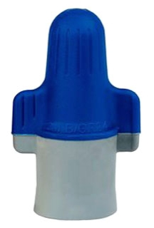 3M B/G+JUG 250/Jug Blue/Gray Spring Connector
