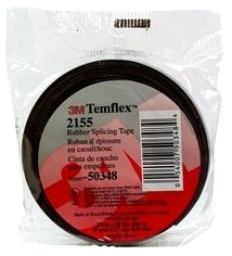 3M 2155-1-1/2x22FT Rubber Splicing Tape