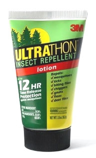 3M SRL-12 Ultrathon 2 oz 12/Display Insect Repellent Lotion