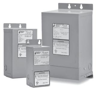 Jefferson Electric 416-1121-000 Buck-Boost Transformer