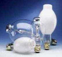 Sylvania Metalarc 64457 133 Volt 250 W 65 CRI 4200 K 22000 lm Clear E39 Mogul Base BT28 Universal Metal Halide Lamp