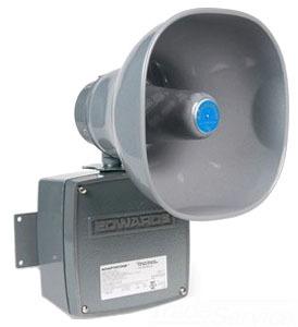 Edwards Signaling 5531M-24AQ 24 VAC/VDC 1.3 Amp 4-Output Multi-Tone Signaling Device