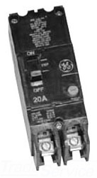 GE Industrial Solutions TEY230 2-Pole 30 Amp Circuit Breaker