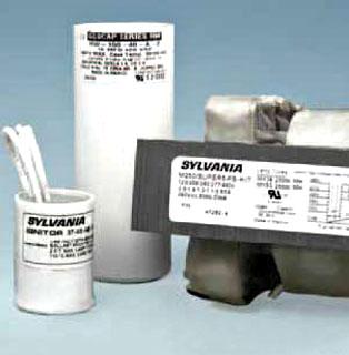Sylvania 47229 120/277 Volt 150 W HX-HPF Circuit Type Magnetic HID Ballast Kit