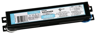 Advance ICN2S2835I 120/277 Volt 50/60 Hz 28 W 2-Lamp T8 Electronic Ballast
