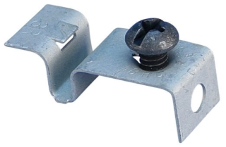 Caddy BHC Steel Screw Gun Bracket Box Mounting Clip
