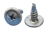 Caddy SMS8 8 x 1/2 Inch Electrogalvanized Steel Self Drilling and Tapping Screw