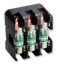 Littelfuse LFJ60030-3CID 3-Pole 30 Amp 600 VAC Class J Fuse Block