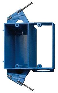 Carlon SC200DV 2-Gang Dual Voltage Box