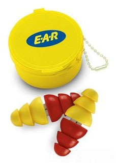 3M Industrial Safety 370-2000 ARC Uncorded Dual Ended Earplug