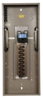 Eaton Electrical CH42PM300 120/240 VAC 300 Amp 1-Phase 3-Wire 3/4 Inch Main Breaker Load Center