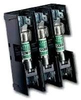 Littelfuse L60030M-2SQ 2-Pole 30 Amp 600 VAC/VDC Midget Fuse Block