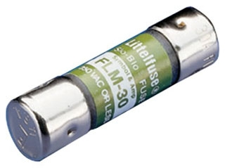 Littelfuse FLM025 Time Delay Midget Fuse for Supplemental Protection