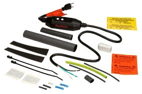 Raychem H908 120 Volt Plug-In Heating Cable Power Connection Kit