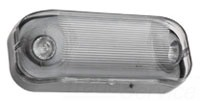 Lithonia Lighting WLTU-MR-GY 7 W MR16 Two Lamp 120-277 Volt 45 Degree Adjustable Heads Gray Housing Emergency Light Fixture