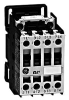 GE Industrial Solutions CL09A311MJ 100/120 VAC at 50/60 Hz 80 Amp 3-Pole Screw Terminal Non-Reversing Contactor