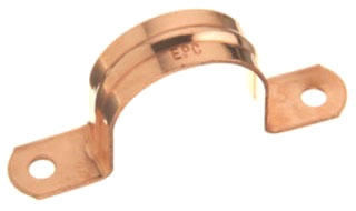"1-1/2"" Copper Tube Strap"