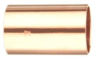 """2-1/2"""" Repair Coupling - Copper Sweat"""