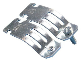 "AS1100-12 1-1/4"" FIG AS1100 GRINNELL (ANVIL) GALVANIZED STEEL PIPE CLAMP (RIGD0125EG)"