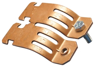 "AS1200-12 1-1/4"" NOM 1-3/8 O.D. FIG AS1200 GRINNELL (ANVIL) COPPER TUBE CLAMP (COPC0125CP)"