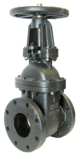 "IR1140HI-50 5"" IBBM HAMMOND 125# FLGD GATE VALVE OS&Y Not approved for Potable Water 2014"