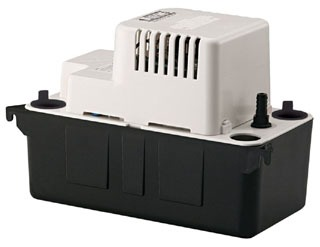 554405 VCMA-15ULS LITTLE GIANT CONDENSATE PUMP W/ SAFETY SWITCH