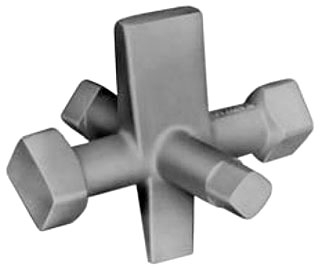 4567 PASCO 6-WAY CLEAN OUT PLUG WRENCH