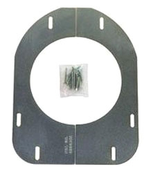 490-11322 SIOUX CLOSET FLANGE FLOOR SUPPORT