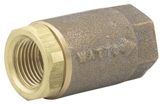 600LF-12 WATTS 1-1/4 LF600 CHECK VALVE 0555178