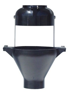 "957AG AIR GAP FOR 2-1/2-10"" 957 BACKFLOW (0111764)"