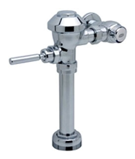 Z6000AV-WS1 ZURN 1.6 GallonZURN CLOS FLUSH VALVE W/ADA HANDLE,SWEAT KIT WALL FLG 1-1/2 X 11-1/2""