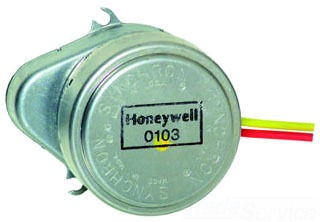 30-118-A ERIE POPTOP MOTOR ONLY 24VAC /60 HZ 802360JA HONEYWELL FOR v8043/ V8044