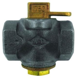 "560BC-10 1"" IB FH LOCK GAS STOP MCDONALD"