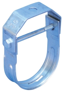"260G-40 4"" GALVANIZED FIG 260 GRINNELL (ANVIL) STEEL CLEVIS HANGER (M-CO 401)"