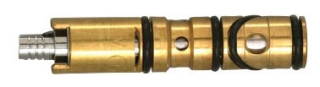 1200B MOEN (BAG)BRASS CARTRIDGE FOR SINGLE CONTROL LAV AND TUB/SHOWER