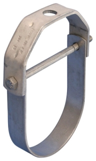 "1-1/2"" STAINLESS STEEL 304 CLEVIS HANGER 4060150S4"